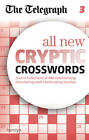 All New Cryptic Crosswords: 3 by The Telegraph (Paperback, 2012)