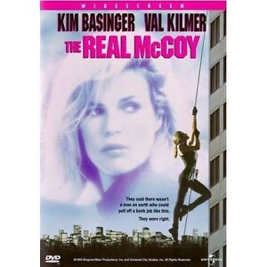 The-Real-McCoy-DVD-1998-Widescreen-FREE-SHIPPING