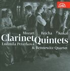 Mozart, Rejcha, Kukal: Clarinet Quintets (2011)