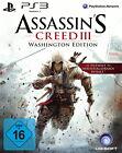Assassin's Creed III -- Washington Edition (Sony PlayStation 3, 2013, DVD-Box)