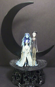 Corpse Bride Wedding Cake Topper Ebay