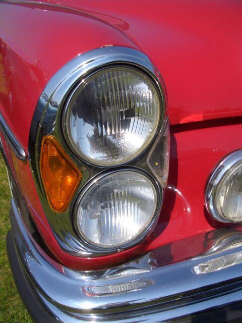 UK TRAFFIC Mercedes Benz headlights W108 W109 W111 conversion kit US  headlamp