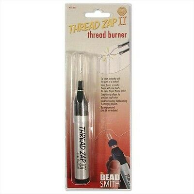 BeadSmith Cordless Thread Zap II Thread Burner Tool Cutting Trimming Tools