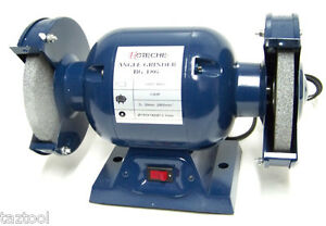 6-034-ELECTRIC-BENCH-GRINDER-POWER-TOOLS-BG-186