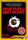 Four Flies On Grey Velvet (DVD, 2012)