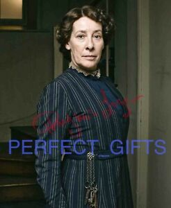PHYLLIS-LOGAN-DOWNTON-ABBEY-SIGNED-10x8-PP-REPRO-PHOTO-PRINT