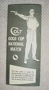 Colt-Gold-Cup-National-Match-Manual-for-Old-Colt-2-Piece-Boxes
