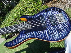 2010-PRS-Private-Stock-Gary-Grainger-5-String-Bass-2547