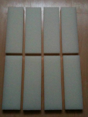 8 x Compatible Foam Filter Pads Suitable For Fluval 204, 205, 206, 304, 305, 306