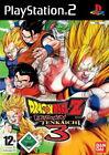 Dragon Ball Z: Budokai Tenkaichi 3 (Sony PlayStation 2, 2007, DVD-Box)
