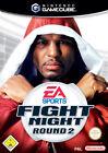 Fight Night Round 2 (Nintendo GameCube, 2005, DVD-Box)