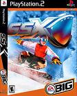 SSX (Sony PlayStation 2, 2000, DVD-Box)