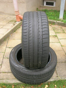 2-Stueck-Michelin-4x4-Diamaris-275-45R20-106Y-DOT3310-4mm-Profil
