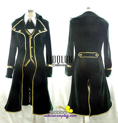 EE0030AG  VOCALOID Kagamine Len Servant of Evil  Cosplay Costume