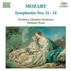Wolfgang Amadeus Mozart - Mozart: Symphonies 11-14 (1995)