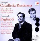 Leoncavallo: Pagliacci; Mascagni: Cavalleria Rusticana (2012)