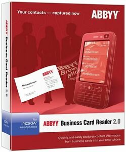 Abbyy software abbyy business card reader 20 full version for stock photo colourmoves