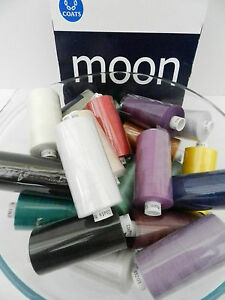 coates-moon-spun-polyester-sewing-thread-1000-yards-30-colours-1-postage-charge