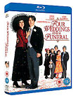 Four Weddings And A Funeral (Blu-ray, 2012)