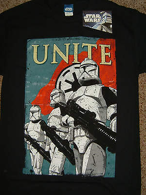 Clone Troopers Group Unite Star Wars T-Shirt
