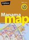 Manama City Map: MAN_MAP_1 by Explorer Publishing and Distribution (Sheet map, folded, 2012)