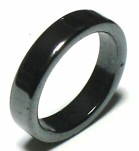 100 MAGNETIC hematite rings bands huge big lot wholesale mix 5 7 8 10 11