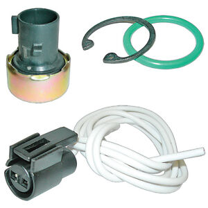 Low Pressure Switch Ac >> Details About A C Ac Compressor High Side Low Pressure Switch Mt0674
