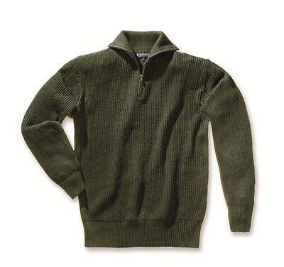 Troyer, Pullover, Freizeitkleidung,Arbeitskleidung,Army Größe XL, Oliv