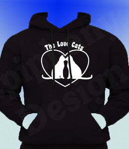 The-Cure-Inspired-Hoody-Hoodie-80-039-s-Robert-Smith-Cat-T-Shirt-Love-Cats-Hoddy