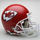 Kansas City Chiefs NFL Riddell Full Size Deluxe Replica Football Helmet - RID30417