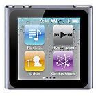 Apple iPod nano 6th Generation Graphite (8GB)