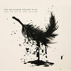 The-Dillinger-Escape-Plan-One-of-Us-Is-the-Killer-CD