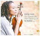 Eugene Ysaye - Eugène Ysaÿe: Six Sonatas for Solo Violin (2012)