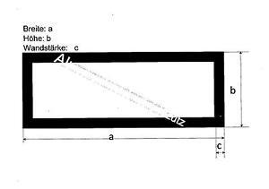 Aluminium-Rechteckrohr-100x40x3-0-mm-1000-mm-lang
