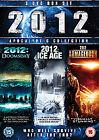 2012 - Apocalyptic Collection (DVD, 2012, 3-Disc Set, Box Set)
