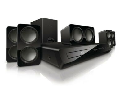 Philips HTS3541 5.1 Channel Home Theater System