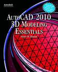 AutoCAD 2010 3D Modeling Essentials by Munir M. Hamad (Paperback, 2010)