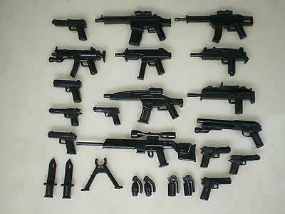 Lego Guns collection on eBay!