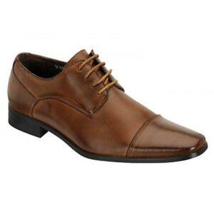 Bonafini-V-100-Mens-Brown-Leather-Lined-Cap-Toe-Oxford-Casual-Dress-Shoe