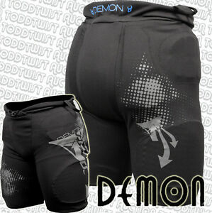 DEMON-S12-Flex-Force-Padded-Snowboard-Impact-Shorts-Hip-amp-Coccyx-Protection