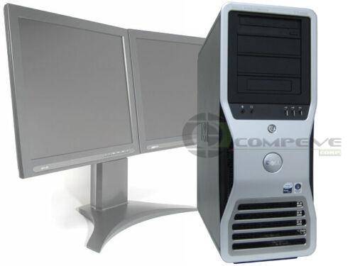 Dell T7400 Workstation 2x Quad Core E5440 2.83 GHz 6GB 160GB FX 1500 no OS