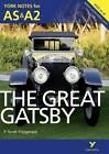 The Great Gatsby: York Notes for AS & A2 by Julian Cowley (Paperback, 2012)