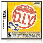 WarioWare D.I.Y. (Nintendo DS, 2010) - European Version
