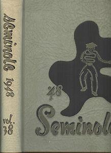 Seminole-1948-University-of-Florida-Yearbook-Gainesville-Florida