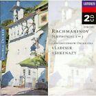 Sergey Rachmaninov - Rachmaninov: Symphonies 1 - 3 (1996)