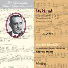 Adolf Wiklund - : Piano Concertos Nos. 1 & 2; Konsertstycke (2012)
