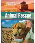 Natacha's Animal Rescue by Rob Waring, National Geographic (CD-Audio, 2008)