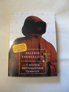 Evangelists-V-Mystery-Inquisitor-eymerich-and-Oscar-Mondadori-1-ed-1998