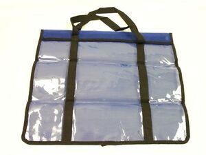3 extra large one pocket mesh lure bags big game rig bags for Rigged fishing backpack
