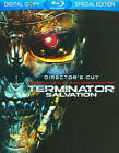 Terminator Salvation (Blu-ray Disc, 2012, 2-Disc Set, With Wrath of the Titans Movie Cash)